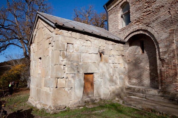 Кинцвиси – средневековой монастырь Грузии