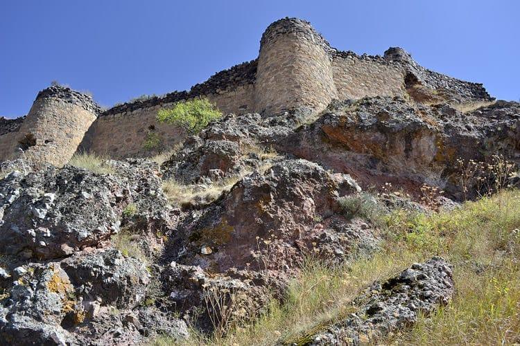 Тмогви – средневековая крепость