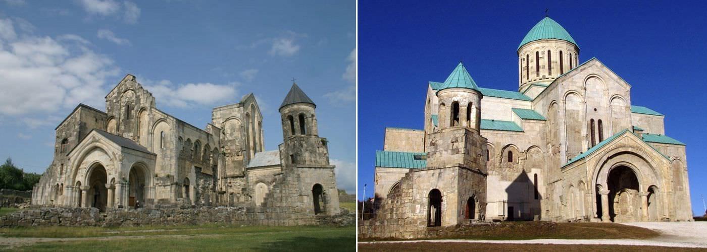 Посещение памятников Всемирного наследия ЮНЕСКО в Имеретии