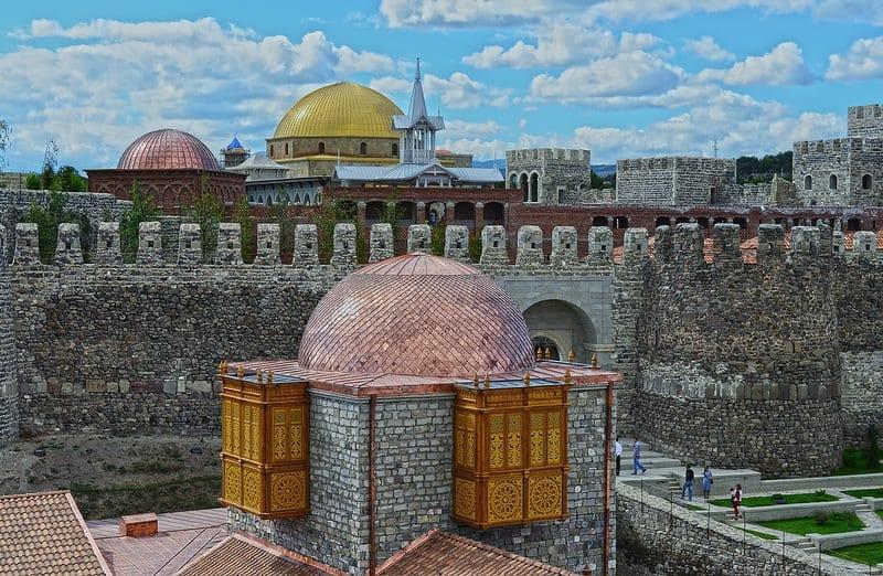 Крепость Рабат и замок Джакели – оплот древнего княжеского рода