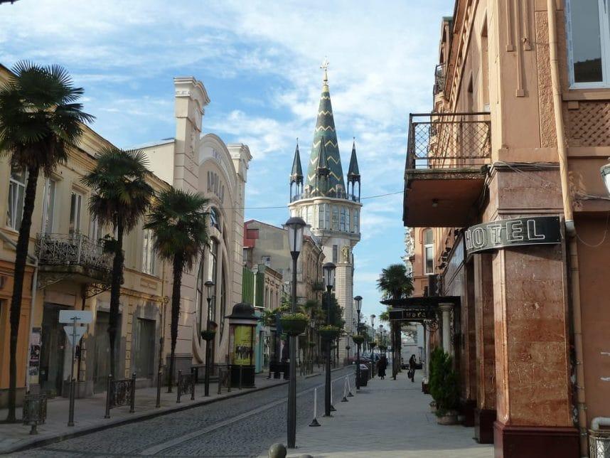 Starye kvartaly Batum