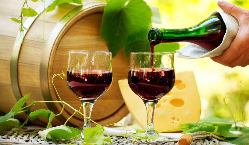 Ахашени – известное на весь мир грузинское вино