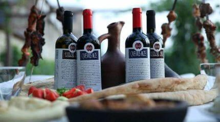 вино Напареули