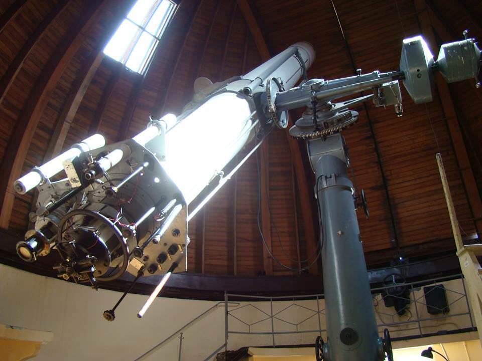 Обсерватория в Абастумани - место, где можно смотреть на звезды