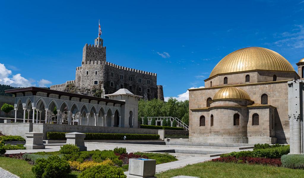 Крепость Рабат Замок Джакели