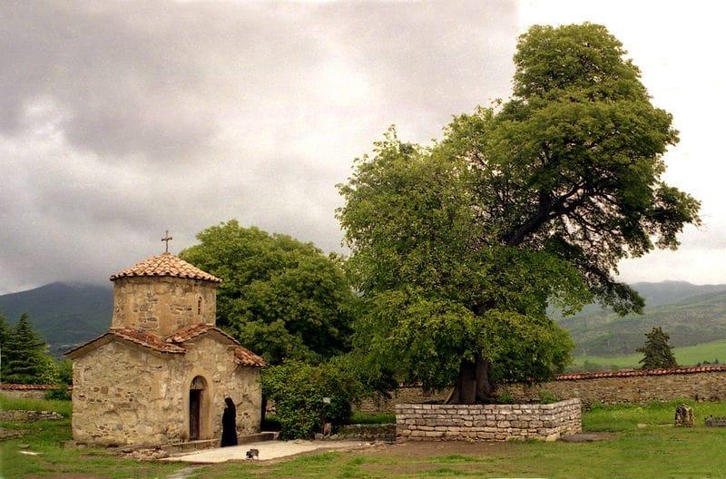 Монастырь Самтавро – уникальный памятник архитектуры