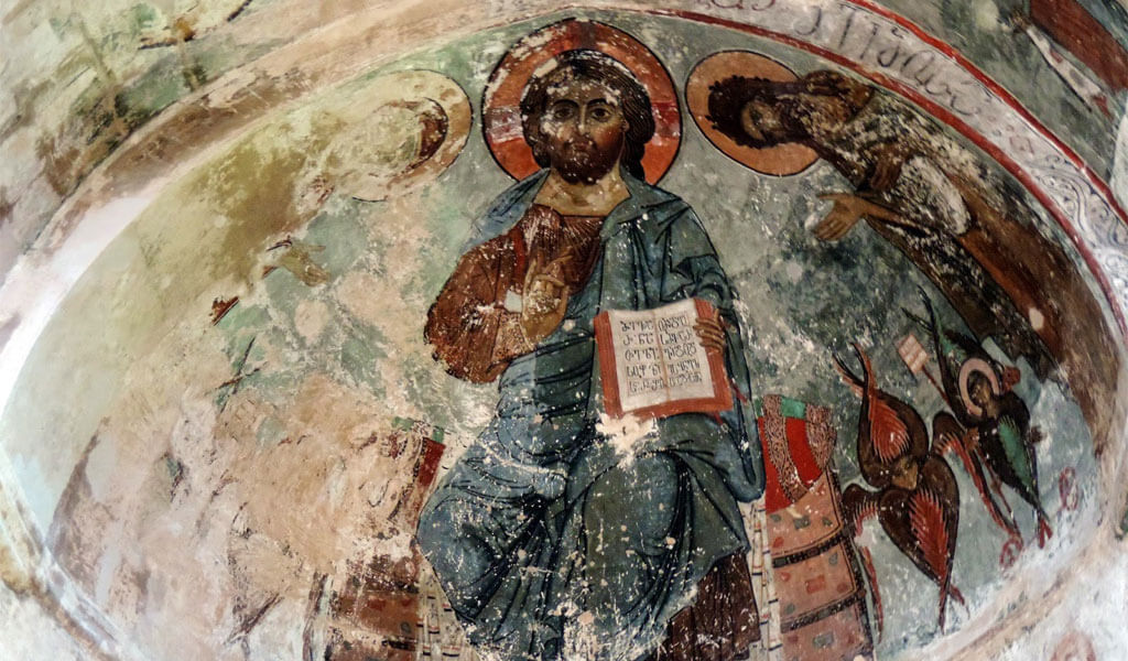 Монастырь Сапара – «укрытый» храм в горах