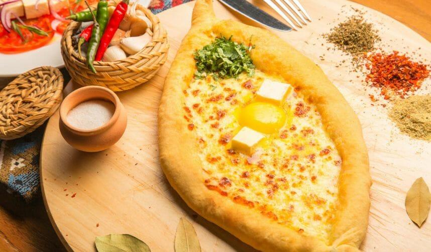 обед в Тбилиси