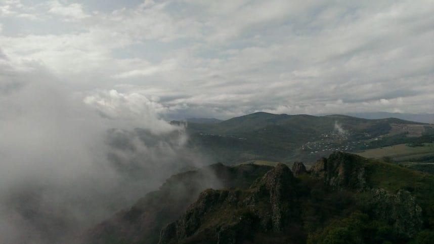 Треккинг в окрестностях Тбилиси