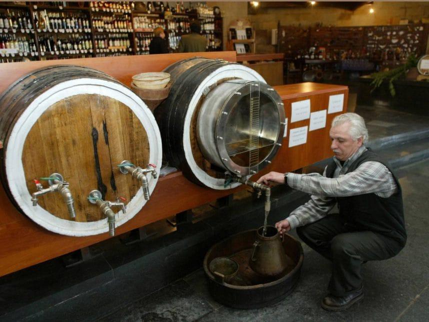 gruzinskie vina