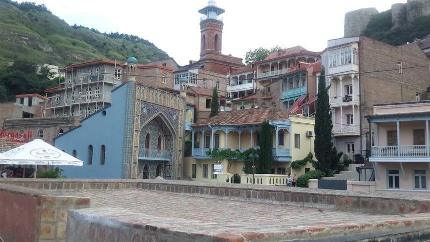 Площадь Мейдан - вот где нужно побывать всем гостям столицы Грузии