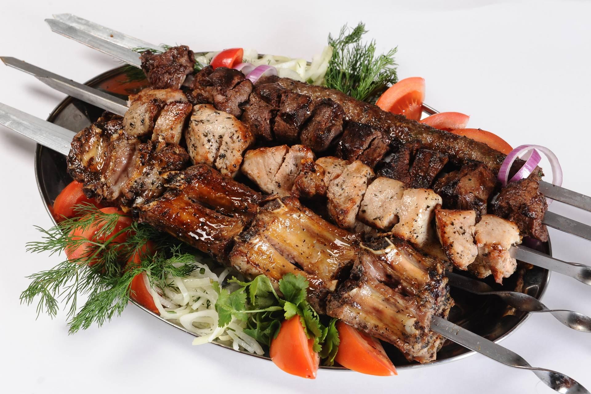 фото кухня грузии