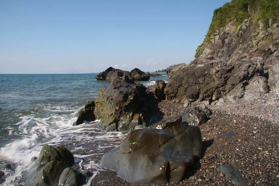 Дикие пляжи Грузии