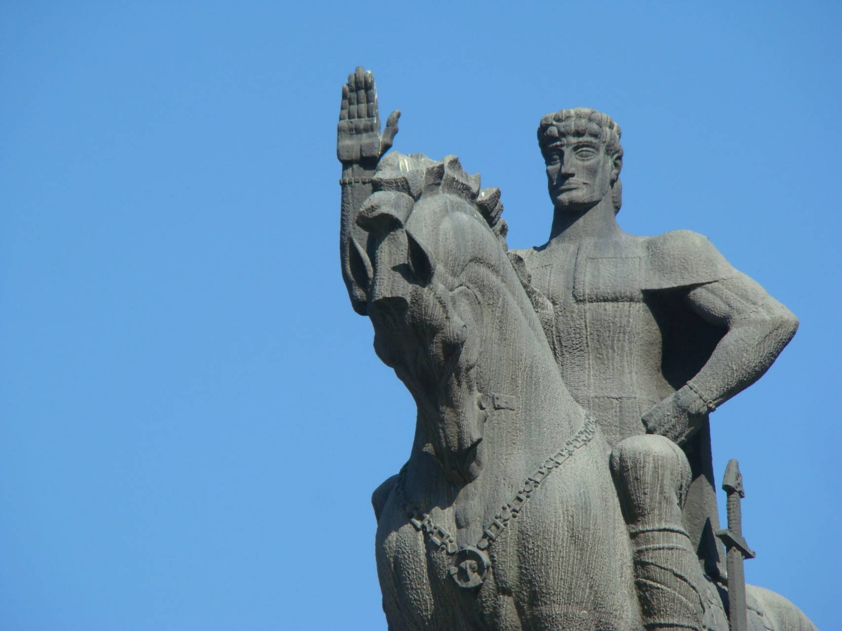 Храм Метехи - сердце Тбилиси