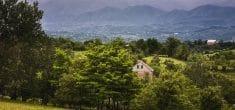 Имеретия — зеленый край в объятиях гор