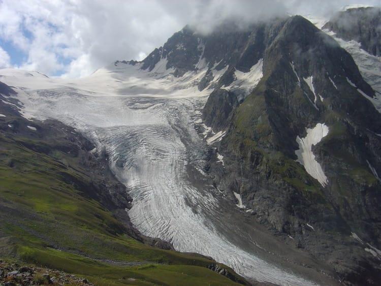 Сванетия – центр горнолыжного курорта в Грузии