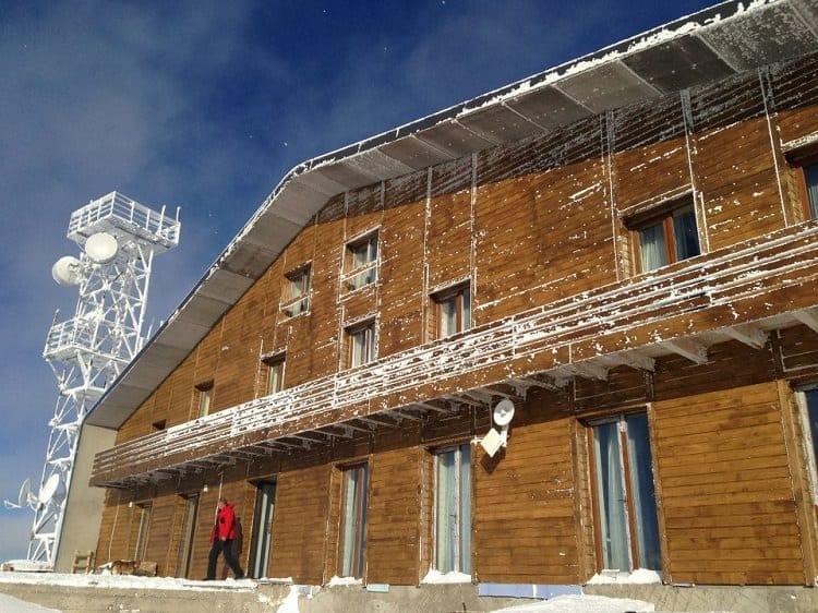 Годердзи - самый снежный горнолыжный курорт Грузии