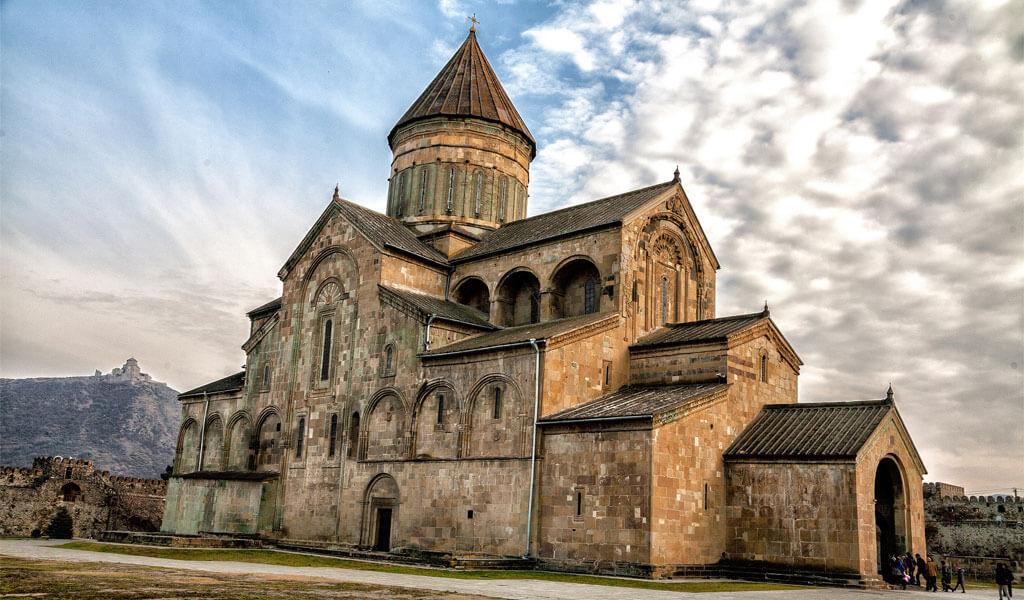 Храм Светицховели в Мцхете, Грузия