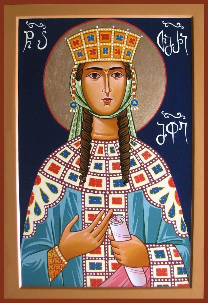 Легенда о царице Тамар