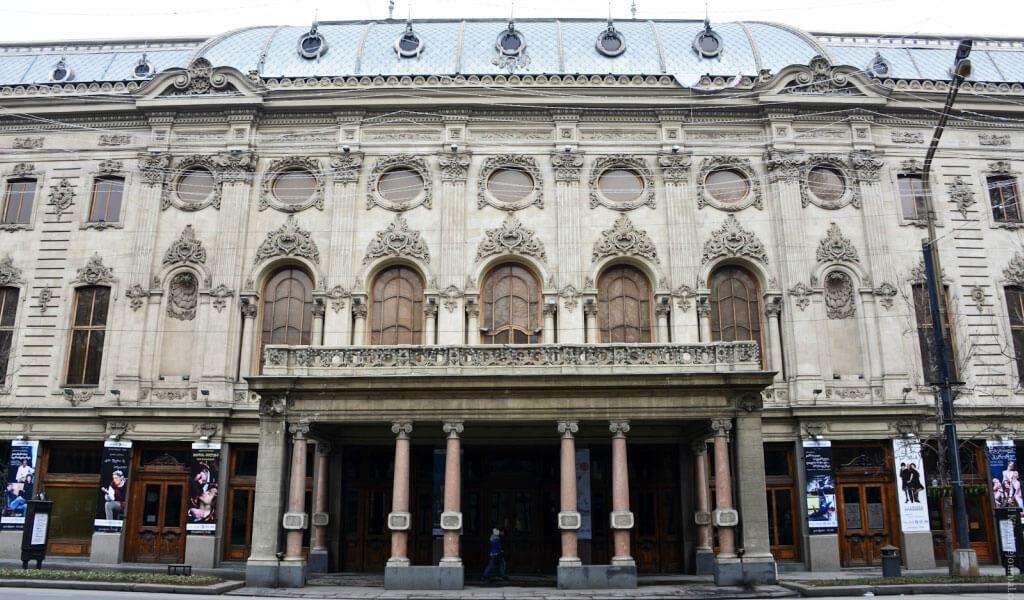 Тбилиси - столица Грузии