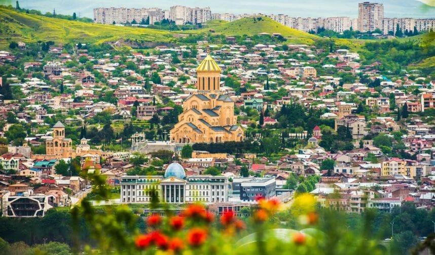Тбилиси фото