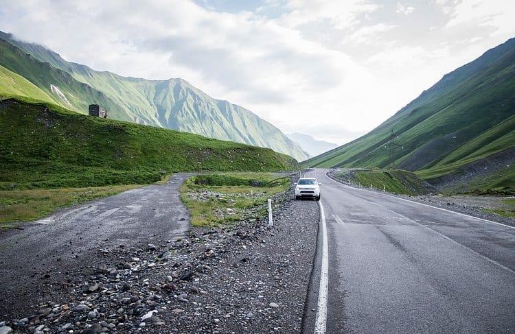 Имеретия - зеленый край в объятиях гор