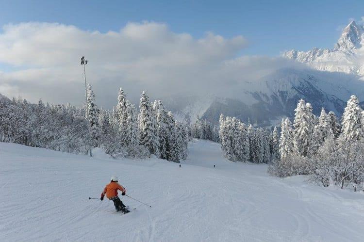 Тетнульди - самый новый горнолыжный курорт Грузии