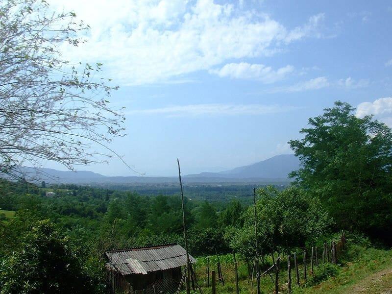 Гурия - спокойный отдых в тихом уголке на западе Грузии