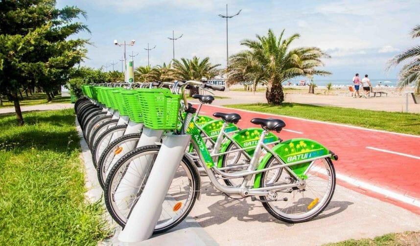 Аренда велосипедов в Батуми