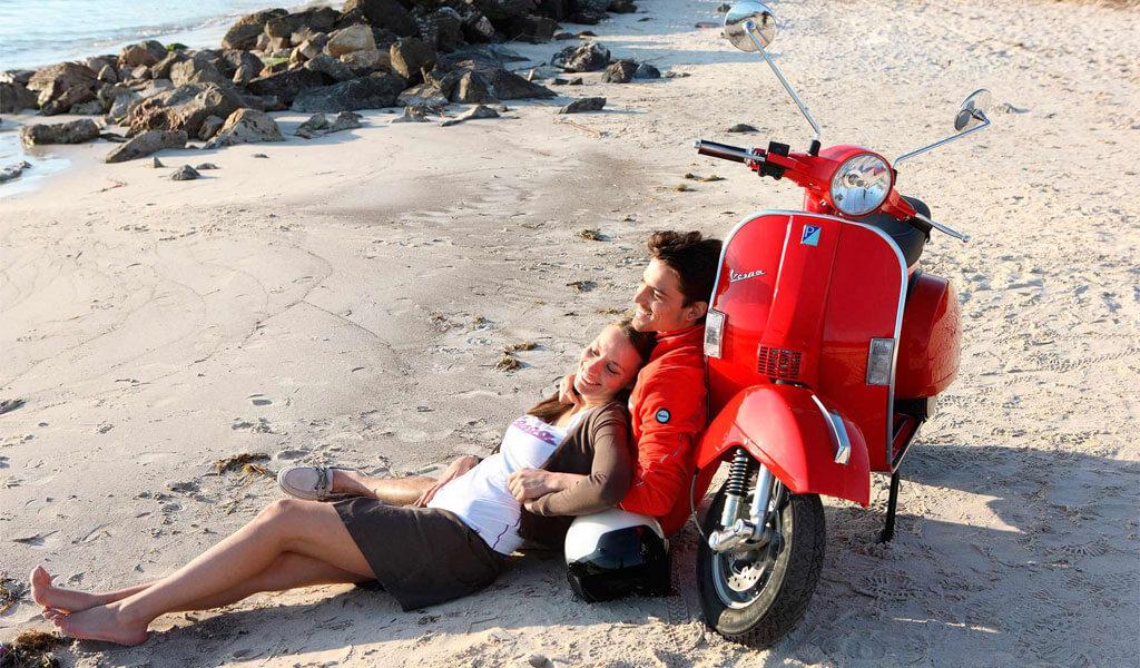 Прокат мопедов и скутеров в Батуми от LCR