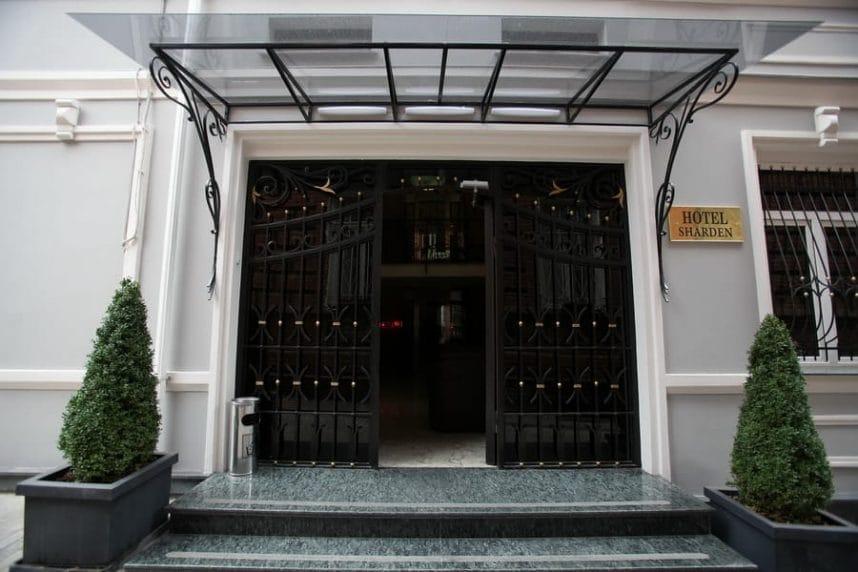 Гостиница&#;Sharden&#;вцентреСтарогоТбилиси
