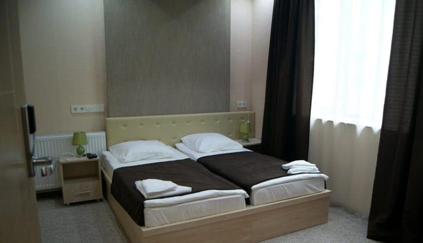 Отель&#;Tbiliseli&#;вСтаромТбилиси