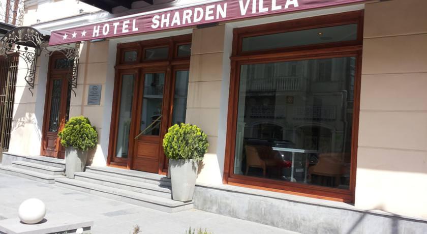 """Oтель """"Sharden Villa"""" в культурном центре Тбилиси"""