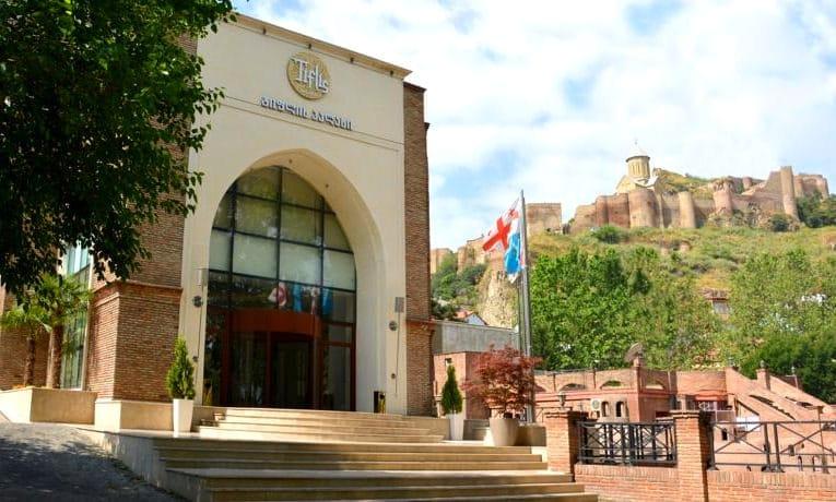 TiflisPalace&#;отельвсердцеТбилиси