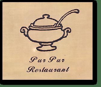 Атмосферный ресторан Pur Pur