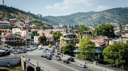 путешествия из Тбилиси