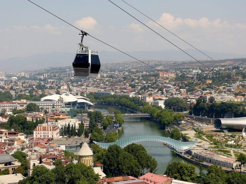 Что посмотреть в Тбилиси за 3 дня: маршрут для туристов