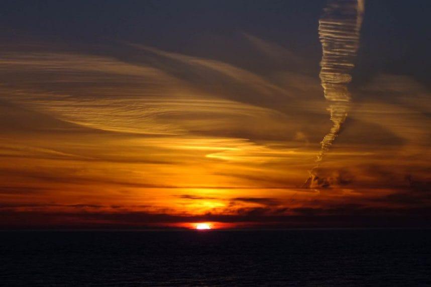 Сказочные закаты в Батуми - незабываемое зрелище