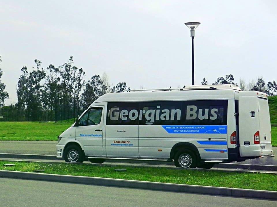 Все о транспорте в Грузии