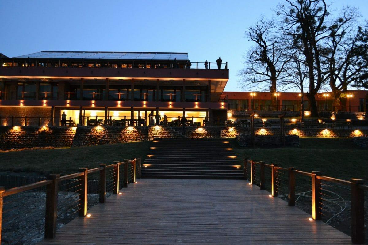 Georgia Kakheti Hotel Kvareli lake