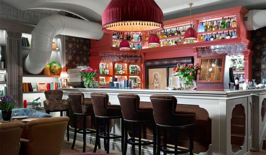 Кафе Абажур Тбилиси