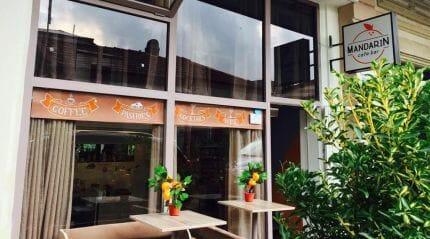 Кафе-бар Mandarin в Батуми