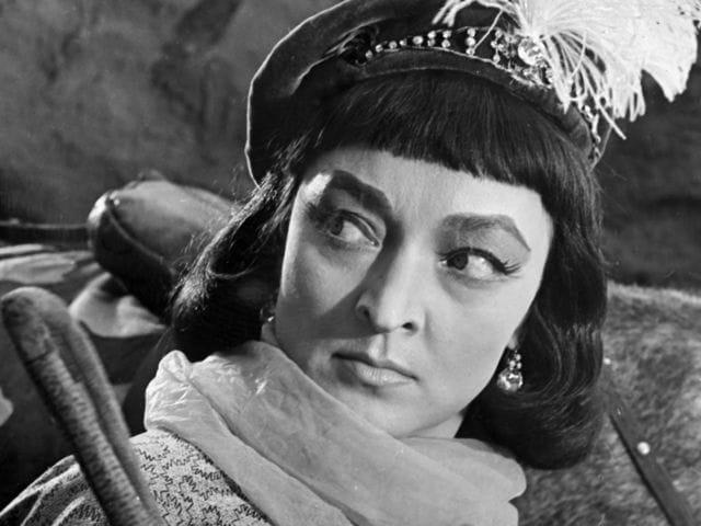 10 самых талантливых грузинских киноактрис прошлого века