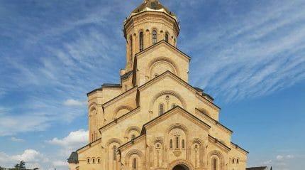 Tbilisi Sobór Trójcy Świętej