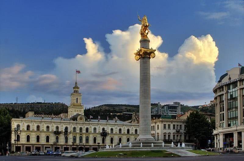 Самые интересные памятники Тбилиси