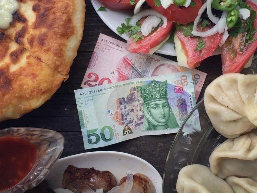 ceny v gruzii