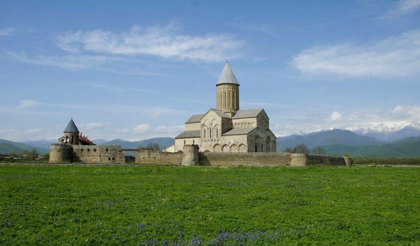 Кафедральный собор и монастырь Алаверди