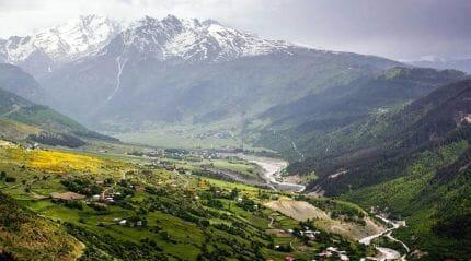 климат грузии