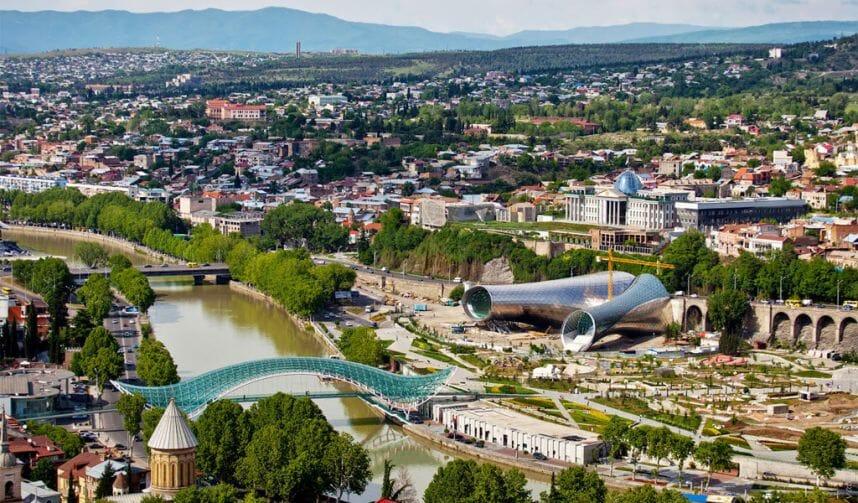 Погода в Тбилиси