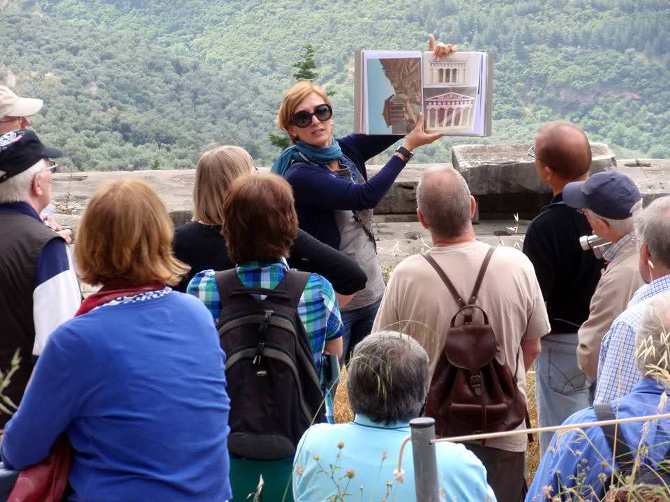 Организация экскурсий и туров по Грузии